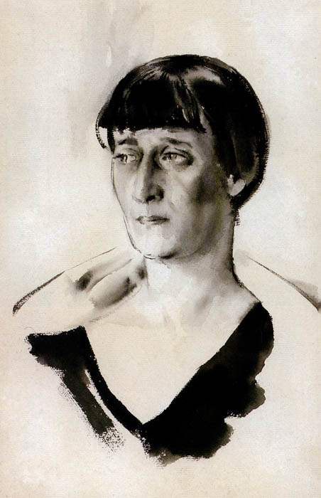 "Image result for ахматова рисунки модильяни"""